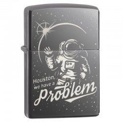 Zippo - Space Houston We Have A Problem